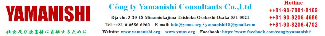 Yamanishi Consultants Co.,Ltd