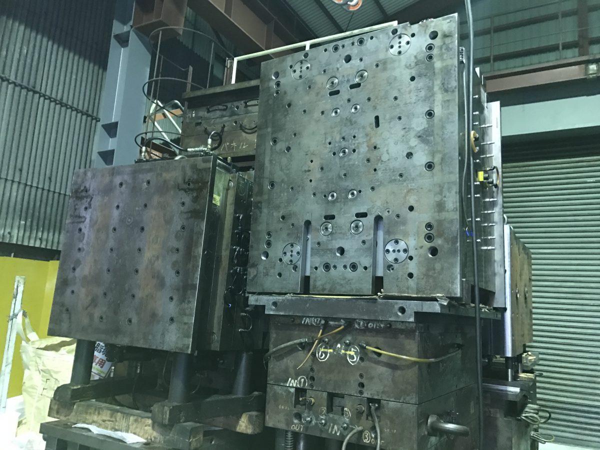 Vận hành máy TTGC sản xuất Khuôn mẫu