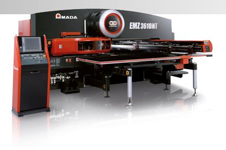 Vận hành máy cắt Plasma EMZ 3510NT